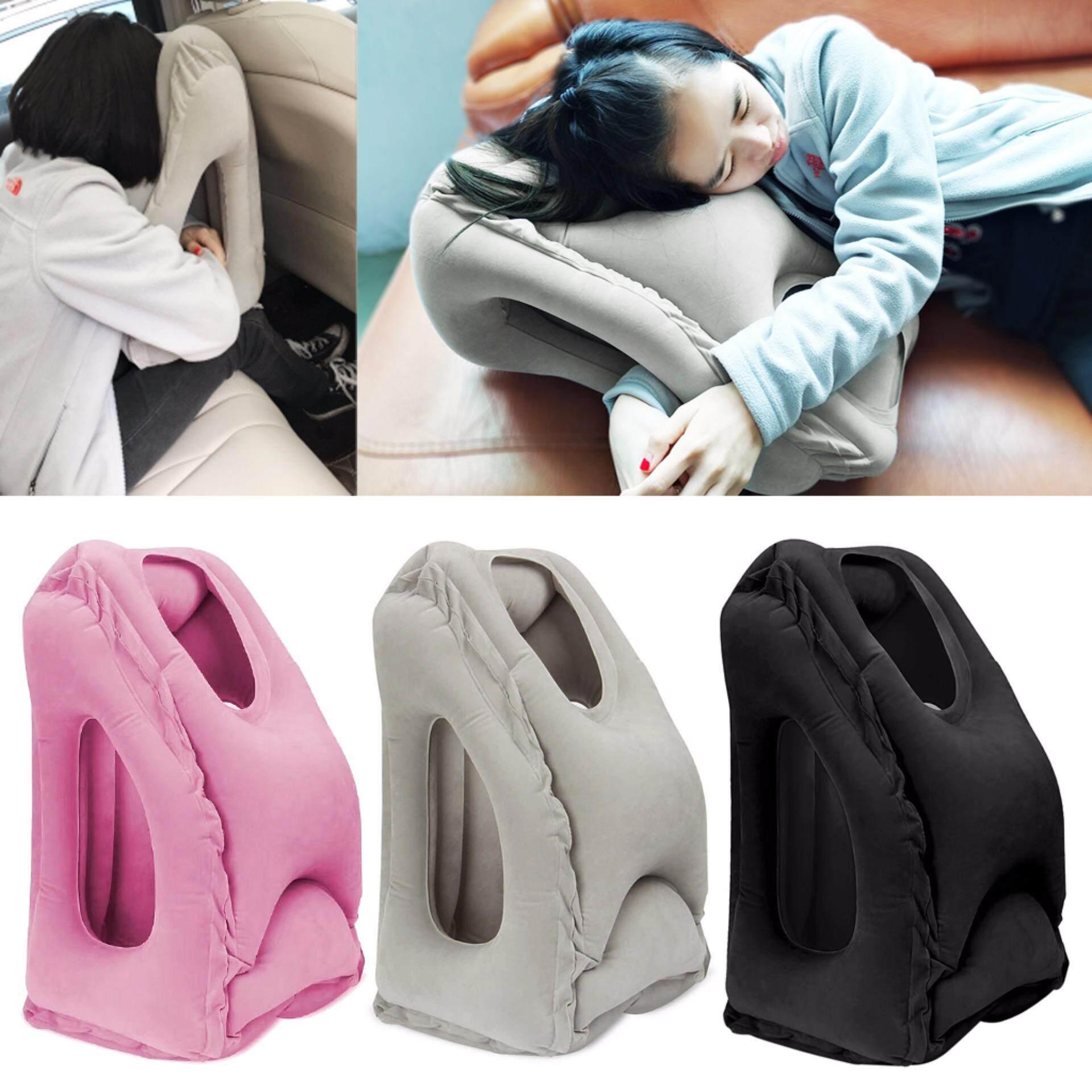 Bantal Leher Angin Set Travel Pillow Inflatable Daftar Harga Bestway Kepala Dapat Diisi Udara Tidur Perjalanan Chin Kantor Nap Internasional