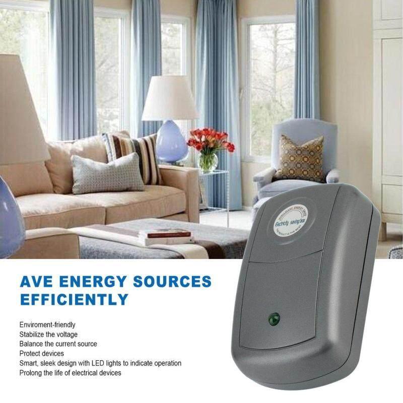 Intelligient Power Electricity Saver Energy Saving Box US/UK/EU Plug