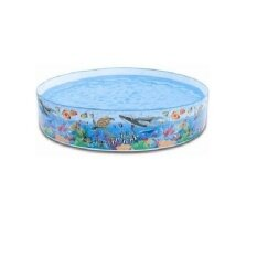 Intex Snapset Swimming Pool, Coral Reef Design 58472