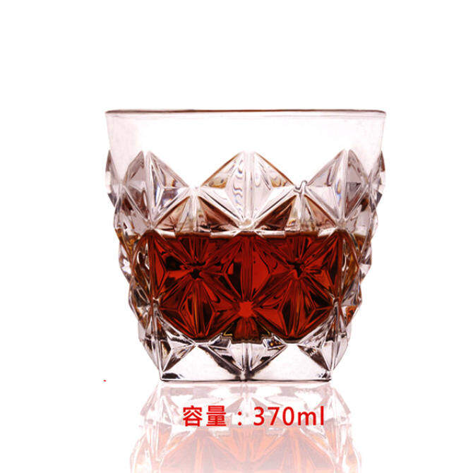 RCR Italy imported crystal glass whiskey cup