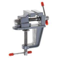 Mini DIY Jaw Bench Clamp Drill Press Vice Micro Clip for Clamping Table / Water Pump
