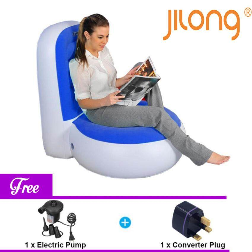 AllGreat Jilong Folding Sunbath Louge-Chair
