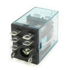 JQX-13FL AC 110V Coil DPDT 8-Pin 8P Electromagnetic Power Relay (Intl)