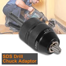 Keyless Chuck With SDS Adapter Fits All Drills 2-13mm 1/2 20 UNF Bit Size BI480