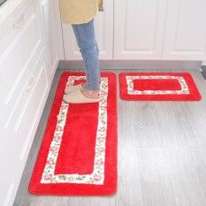 Kitchen Mat Anti-Slip Kitchen Carpet 40Cm X 60Cm 45Cm X 125Cm