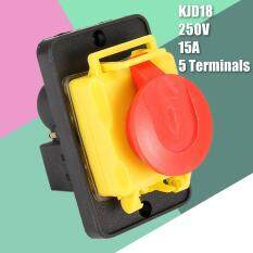 KJD18 ON/OFF SWITCH 4 TERMINALS SUITABLE FOR MACHINES
