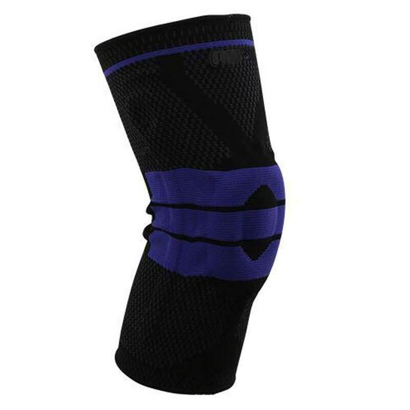 Knee Pad Wrap Support Brace Arthritis Sleeve Protector Breathable Kneepad Kneecap Outdoor Sports - Size M