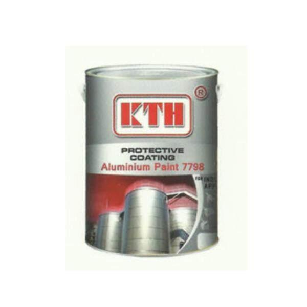 SNC - KTH 5 Liter Protective Coating - 7798 Aluminium Paint