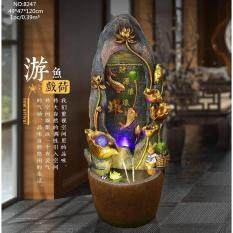 LARGE WATER FOUNTAIN HEIGHT 120 CM HOME DECORATION FISH JX8247