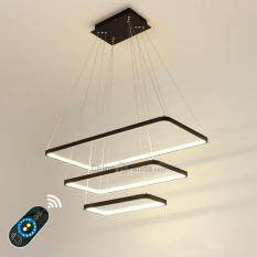 Lazada 90W Remoter Dimming Pendant Light Hanging Lamp for Living Bed Room