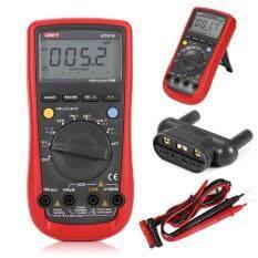 LCD Digital Multimeters UT-61A UNI-T UT61A Voltage Current Resistance Capacity
