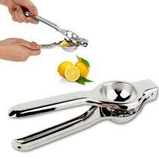 Lemon Squeezer Premium Quality Zinc Alloy Manual Lime Juicer By Optimum Global.