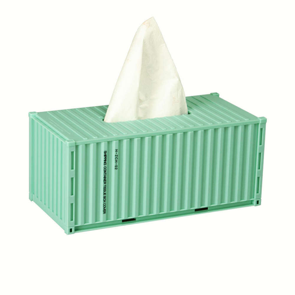 Qusmant Loft restaurant American tissue box home table coffee napkin paper