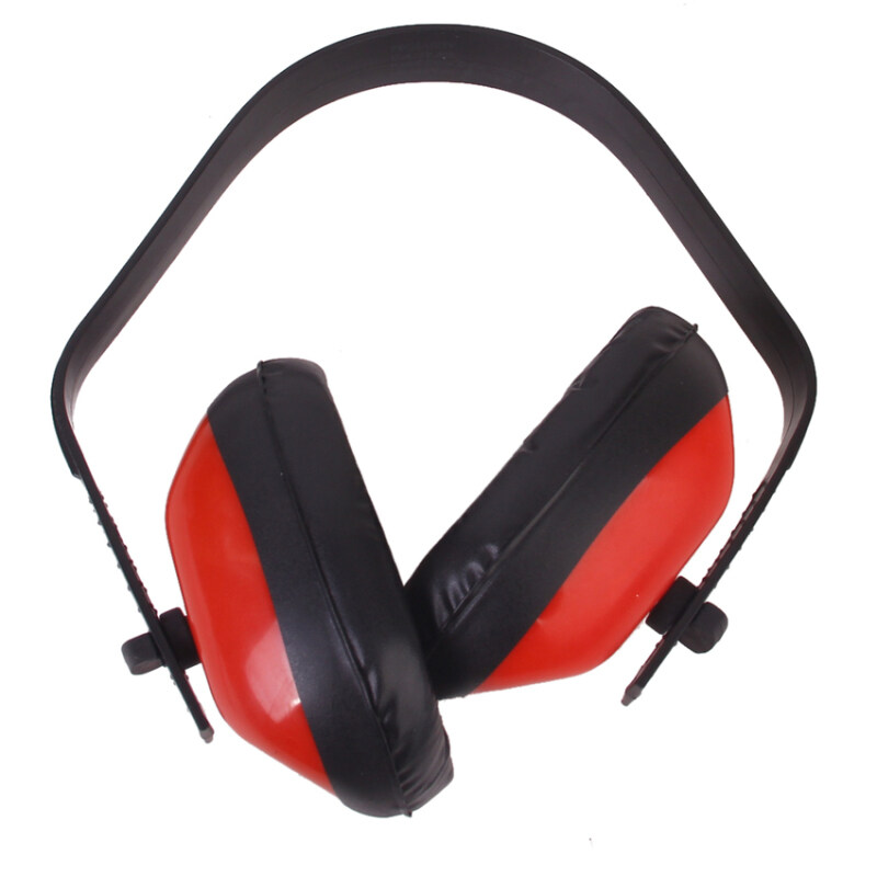 Lucky Red Foam Hearing Noise Reduction Ear Muff