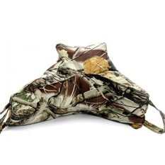 Luminously Camera Bean Bag Camo Perfect For Photography Or Filming - Great Scope Support Sandbag