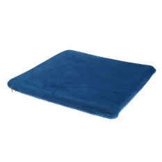 MagiDeal Memory Foam Cushion Slow Rebound Office Home Seat Chair Cushion Pads Blue