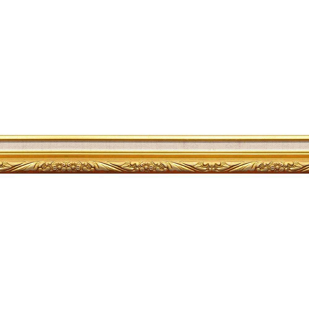 Magnificentstore PAG Kreatif Grosir Dinding Dekor 3D Kain Rok Border Stiker Stiker (Warna 8,500*10 Cm)-Internasional