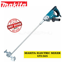Makita UT1305 Electric Mixer 850W