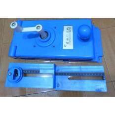 Matahari Manual Curtain Hole Eyelet Puncher Blue Machine