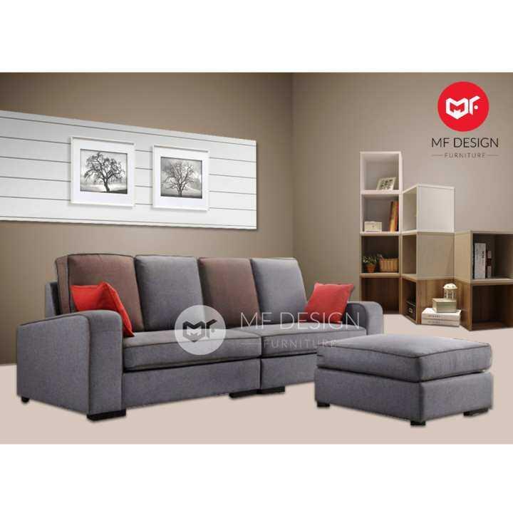 Furniture Johor Bahru Leather Sofa: SHAPE SOFA (MF DESIGN Professional