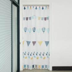 Nordic simplicity style  Long Door Curtains Bedroom Room Dividers Bathroom Curtain Decoration Modern kitchen cloth Door Curtain