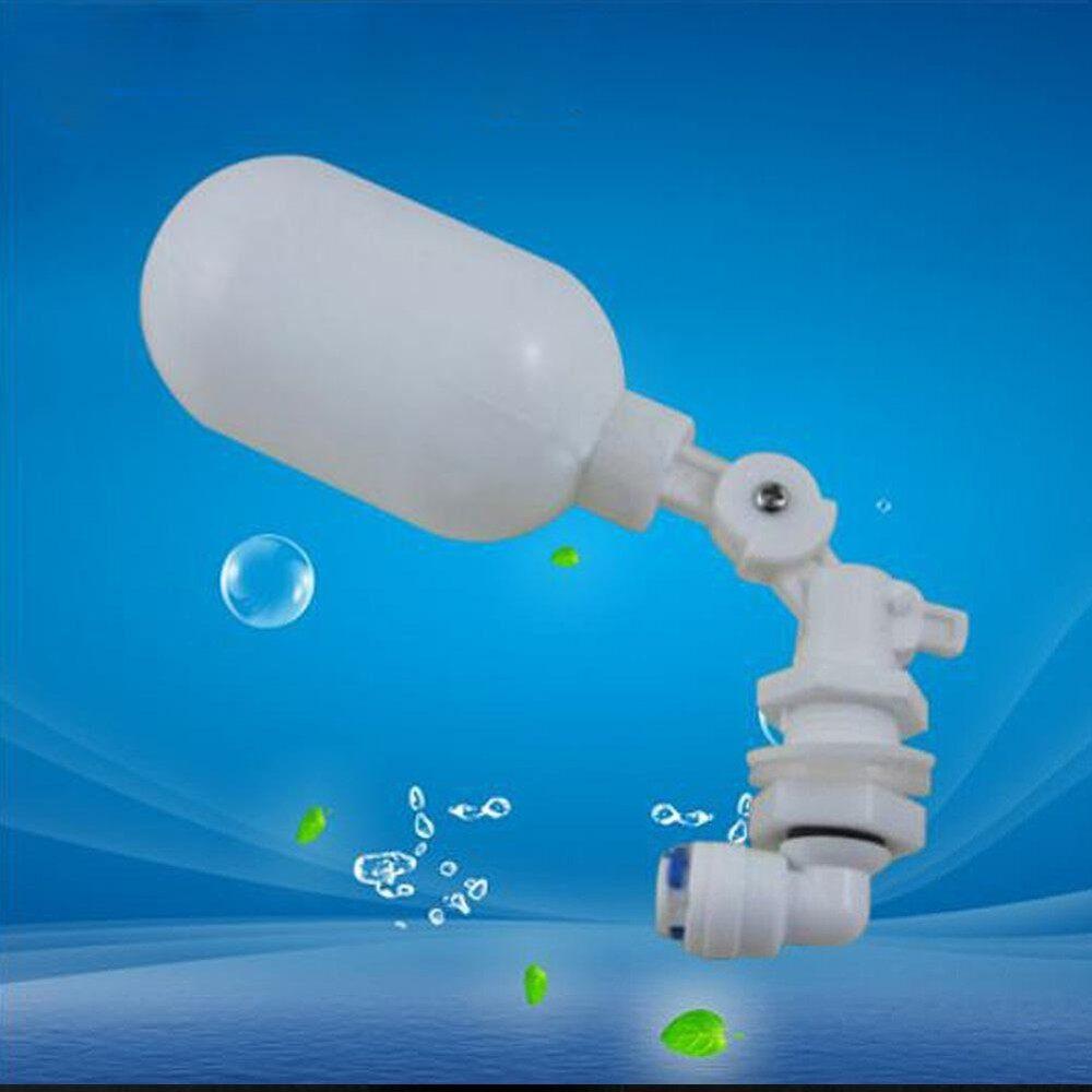 Mini Adjustable Katup Plastik Mengapung untuk Aquarium Tangki Air Pond Auto Filler-Intl