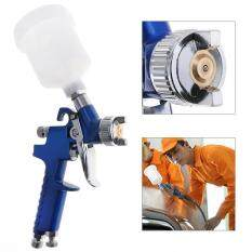 Mini Pneumatic Paint Spray Machine with 0.8mm Diameter Nozzle for Furniture / Car