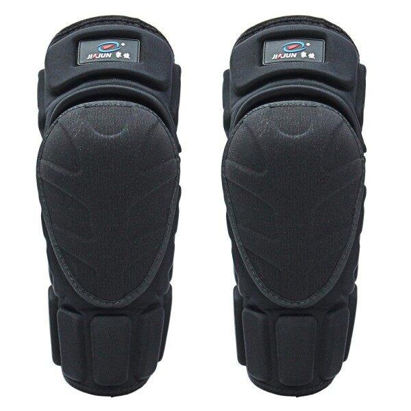 Moto Lót Đầu Gối Bảo Vệ Màu Đen Xe Máy Kneepad Xe Máy Kiểu Dáng Mô Tô Xe Đạp Xe Đạp Miếng Lót Đầu Gối Bảo Vệ Vệ Binh (Đen) Xl