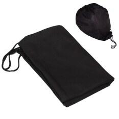 Motorcycle Helmet Bag BIKE IT Drawstring Helmet Bag Black Helmet Bag