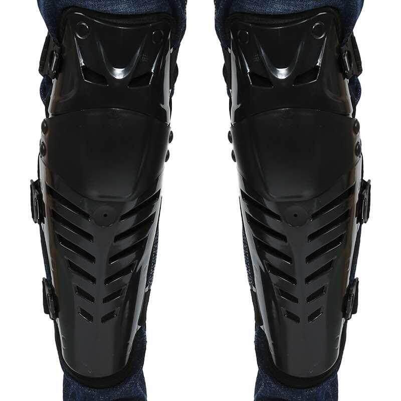 Motorcycle Motorbike Motocross Racing Elbow Knee Pads Knee Protector Adjustable
