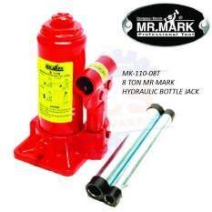 Mr Mark 8 Ton Hydraulic Bottle Jack (Mk-110-08T)
