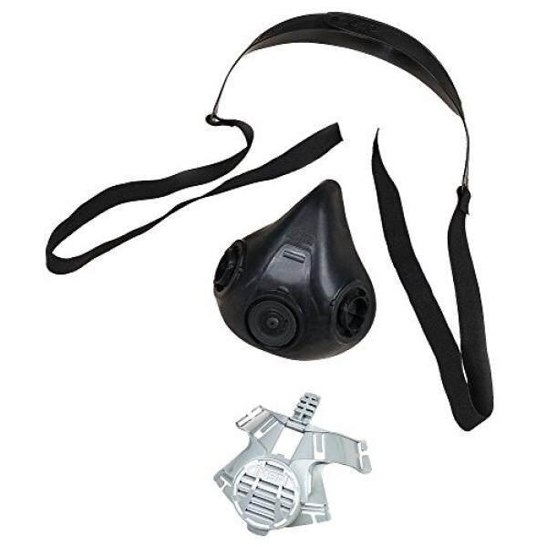 Safety MSA 10102183 Keuntungan 420 Half Mask Respirator, Medium-Intl