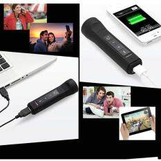 Multi Functional Bluetooth Speaker MP3 Flashlight FM Radio portable Power Bank
