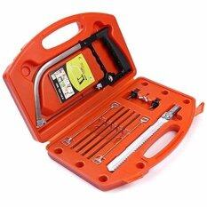 Multi-Purpose Magic Hand Saw With Hard Case Tool Kit Drill Home Screw Knife Box By Express D.