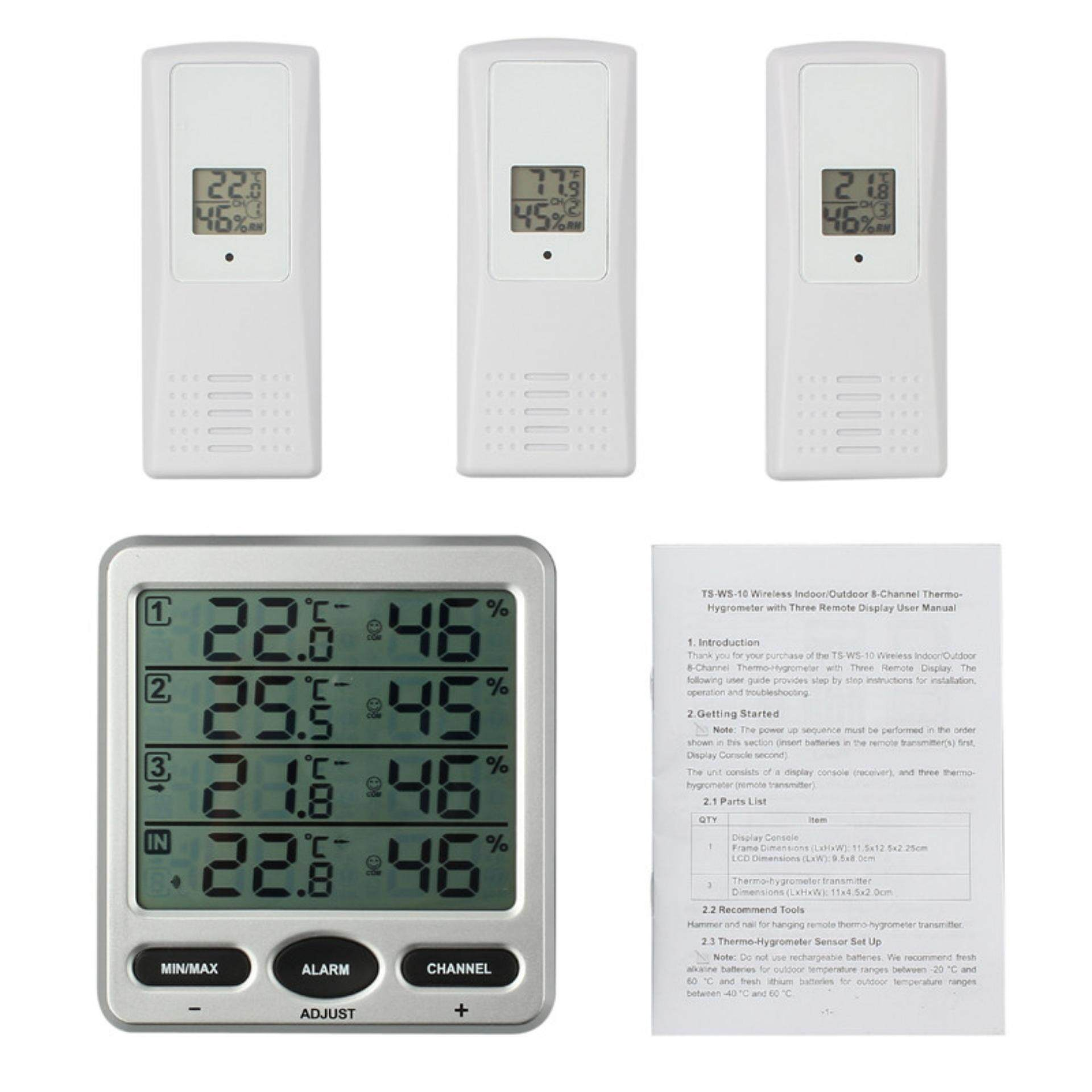 Sell Temperature Humidity Sensor Cheapest Best Quality My Store Digital Multifunction Meter With Clock Alarm Date Week Calender Htc 2 Myr 164 Hygrothermograph Lcd Screen Clendar Hygrometer Thermometer