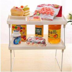 Multipurpose Kitchen Foldable Storage Rack (small) By Cuve.