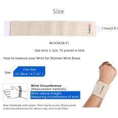 Mumian C04 Comfortable High Flexibility Bandage Wrist Brace Protect Wrap By Ubestpom.