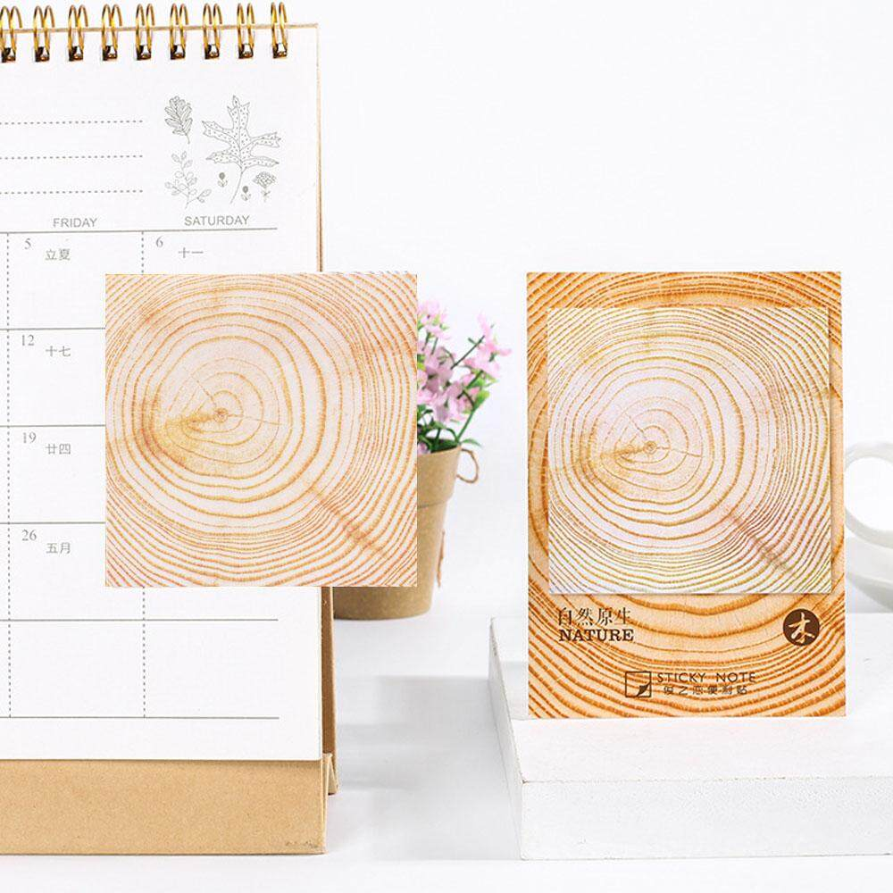 Nature Sticker Bookmark Sticky Notes Notepad Post it Marker Memo - intl