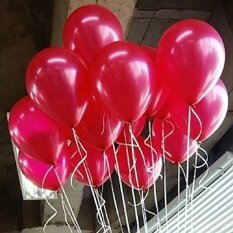 New 100pcs/lot 10 inch Colorful Pearl Latex Balloon for Party Wedding Birthday Decoration Supply