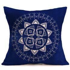 New Bohemian Pattern Throw Pillow Cover Car Cushion Cover Pillowcase Home Decor By Blworld.