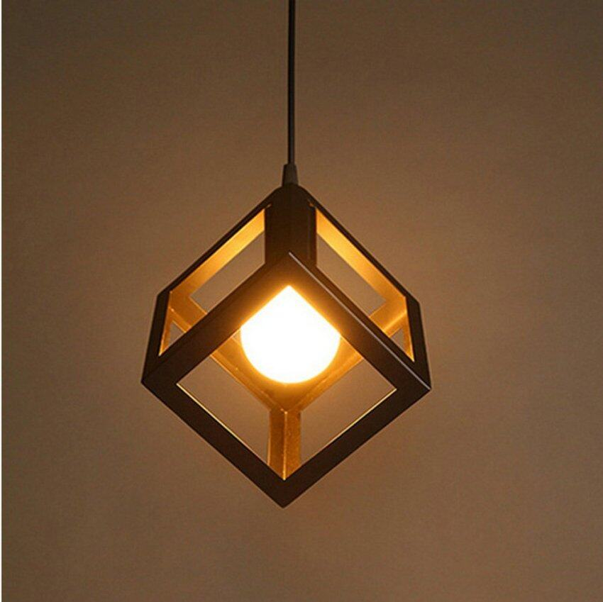 EverCute New design Modern 85-265V e27 Led pendant lights bulb lamp for dining living room corridor bedroom ceiling stair indoor home decoration one light - intl