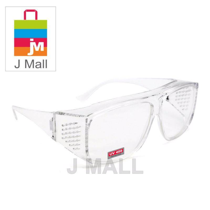 New Safety Eye Protection PPE Glasses Goggle Spec (881-1) Clear