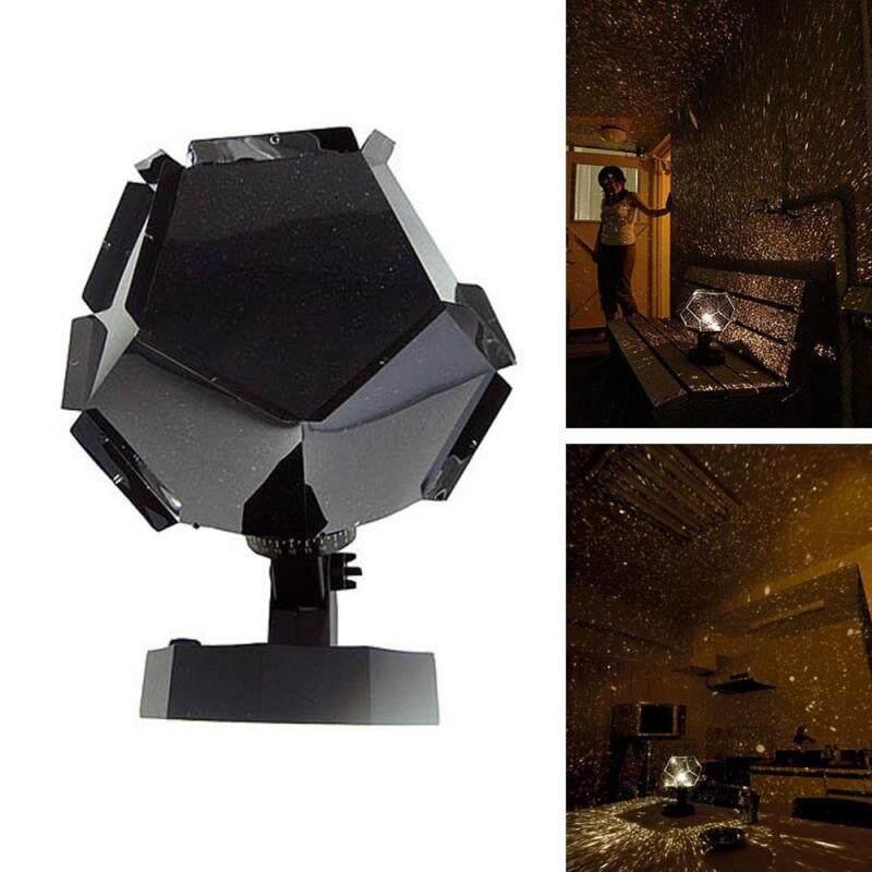 Bảng giá Newworldmall Romantic Planetarium Star Celestial Projector Night Sky Lamp For Room Home Decor - intl