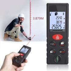 Niceeshop 60m Digital Distance Meter Rangefinder Handheld Digital Measure Tape Professional Diastimeter By Nicee Shop.