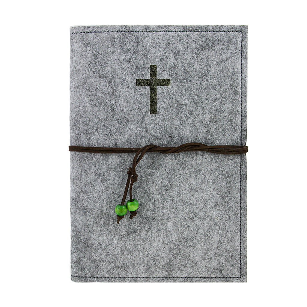 Mua NICESHOP 320 Pages Thick Plain Sketchbook A5 Felt Soft Cover Cross Pattern Drawing Writing Journal Vintage Rope Fastening Notebook Photo Album Scrapbook Comes with Free Bookmarker (Light Gray) - intl