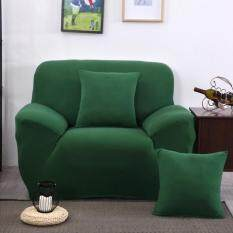 NineNine High Elasticity Anti-mite Dark Green Chair Covers Sofa Cover  Slipcover Couch 3 Seater 74fd58aff5