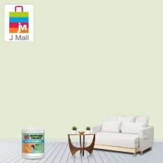 Nippon Paint Interior Vinilex Easywash Green Whimsey NP OW 1074 P - 1L