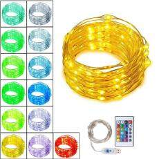 noion 5m 50 LED Charming Fairy String Light Decorative String Light For Christmas Partys Wedding New
