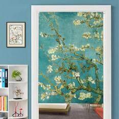 Nordic Style Cotton Linen Door Curtain Bedroom Curtains Cartoon Versatile Hanging Room Dividers for Home Decorations 85*120cm