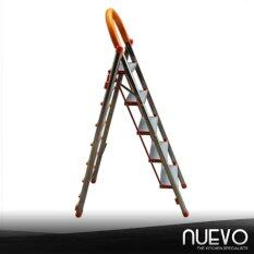 Nuevo 2 in 1 Multipurpose Stainless Steel Clothes Drying Rack / Ladder
